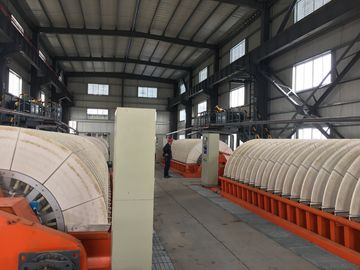 Disc Ceramic Vacuum Filter High Automation Energy Saving Mining Projects
