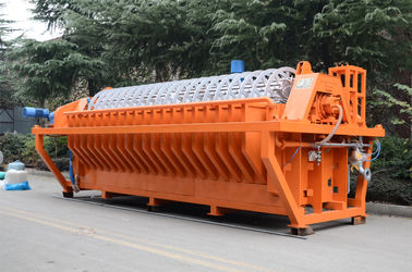 80 m2 Automatic Ceramic Dewatering Machine Micro Porous Stable Performance