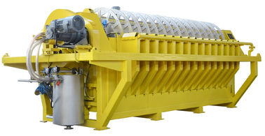 16 Cycles Ceramic Disc Filter 80m2 HTG 45 Series Tailing Dewatering